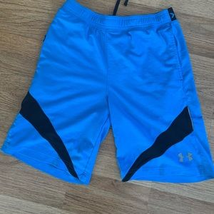 Under Armour Loose Coupe Pocketed Athletic Shorts